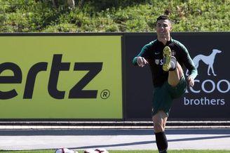 C罗世界杯后首次回归葡萄牙队