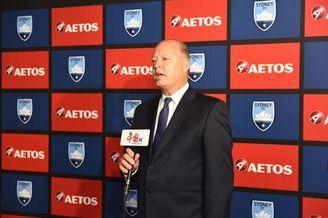 悉尼FC抵沪表示明晚渴望三分
