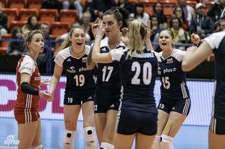 瑞士赛日本女排1-3波兰遭首败