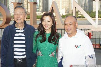 李宁现身上海出席商业活动