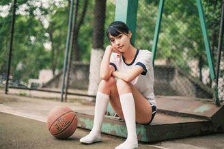 邻家女孩喊你打篮球啦