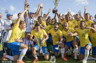 [土伦杯决赛]巴西点球5-4日本