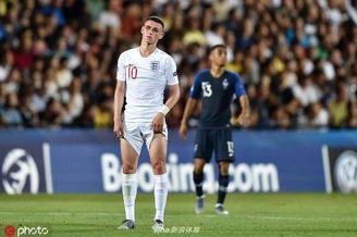 欧青赛-英格兰遭法国2-1绝杀