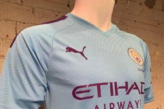 曼城新品牌球衣上架出售