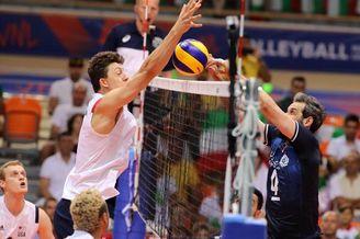 世联美国男排3-0伊朗