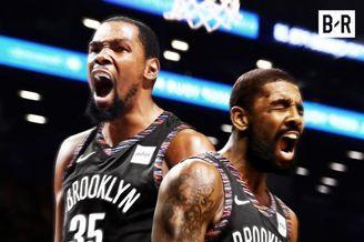 杜兰特欧文加盟篮网引爆NBA