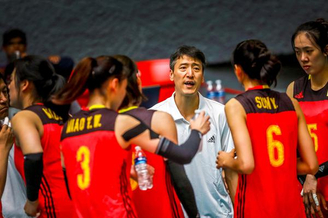 女排世青赛复赛中国0-3俄罗斯