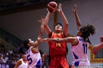 热身-中国女篮77-59波多黎各