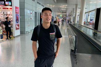 武磊回家将与国足会合