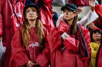 鹿岛被淘汰日本球迷大失所望