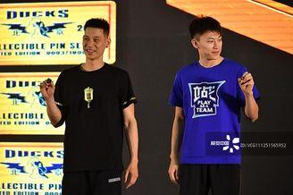 北京队迎新大会 全队比拼颜值
