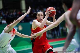 亚洲杯:中国女篮负日本获亚军