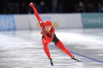 速滑国家队直通选拔赛第二日