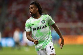 [热身赛]巴西1-1尼日利亚