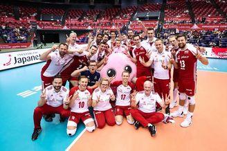 男排世界杯波兰3-0伊朗获亚军