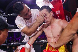 第五届中日拳王争霸赛