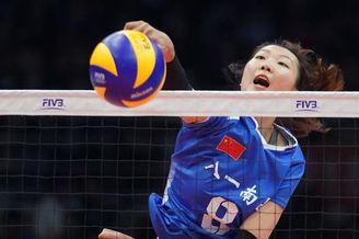 军运会女排中国3-0加拿大