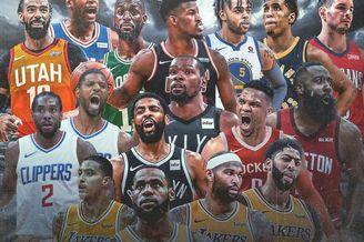 NBA最新官方实力榜