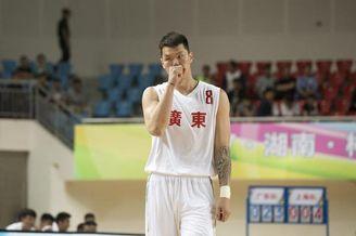 全运会预赛-广东88-55胜上海