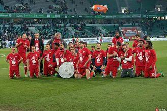 拜仁慕尼黑德甲5连冠
