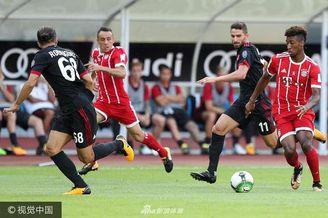 国际冠军杯:拜仁0-4AC米兰