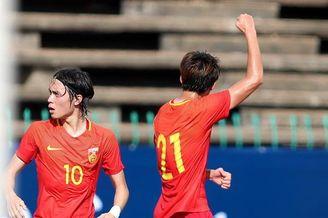 U23亚锦赛预赛-中国2-1日本