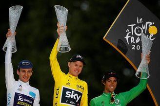 2017环法自行车赛弗鲁姆获冠军