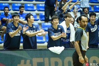 男篮亚洲杯韩国81-68日本