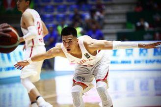 亚洲杯-中国男篮81-79叙利亚