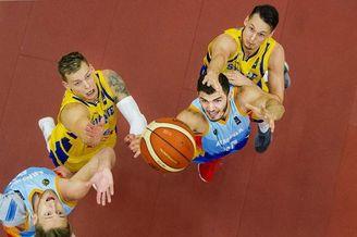男篮世预赛瑞典93-70亚美尼亚