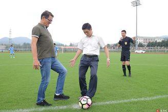 青少年国际足球邀请赛开幕
