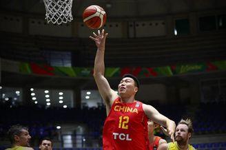 亚洲杯:中国71-97澳大利亚