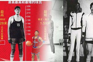中国男篮传奇系列之穆铁柱