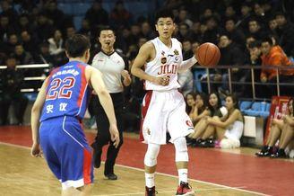 CBA第27轮:吉林114-94天津