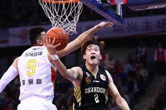 CBA第27轮:深圳129-103山东