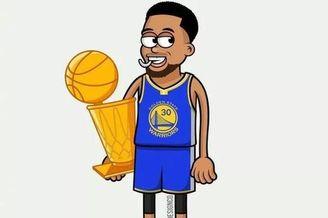 超萌版NBA球星头像来袭
