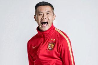 广州恒大拍摄新赛季官方写真