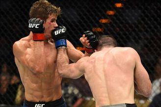 UFC Fight Night 126精彩集锦