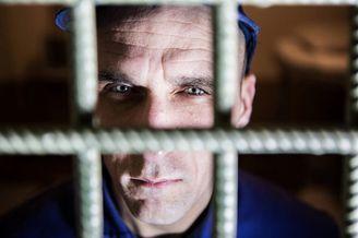 乌克兰监狱里的罪犯之眼