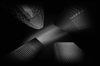 打造纯粹的明度建筑摄影