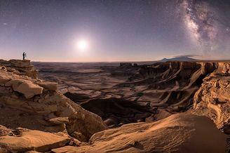 18年度天文摄影师大赛获奖作品