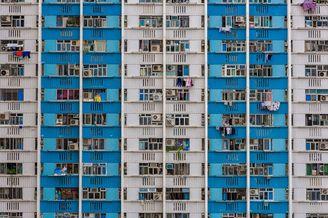 领略香港密集的生存空间