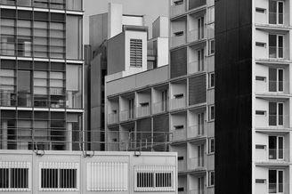 精致线条拼凑当代建筑乐章
