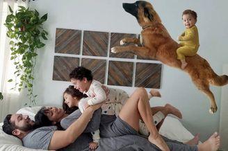 充满创意的家庭摄影集 宛如童话世界般生动