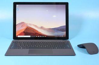 升级10代酷睿!微软Surface Pro 7图赏