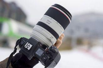 EOS R专微大光圈长焦头 佳能RF70-200 F2.8上手体验