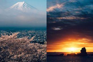 精致细腻的日本风情 触手可及的绝美景致