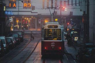 城市中的温暖 Alexander Zalokar的街头照