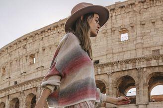 令人向往的性感罗马假日 舒心畅快的旅途时光