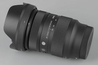 轻巧便携无反标变新选择 适马28-70mm F2.8 DG DN开箱图赏